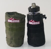 Big Country Outdoors Water Bottle and Pouch Combo