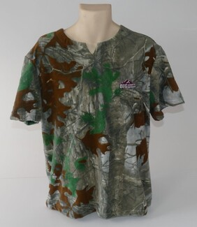 Big Country Outdoors Short Sleeve T Shirt-Camo