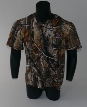 Big Country Outdoors Cotton T shirt- Camo