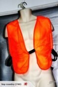 RedHead® Safety Vest for Men - Mesh