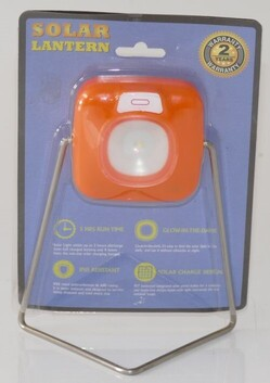 Big Country Outdoors  Solar Camping Light